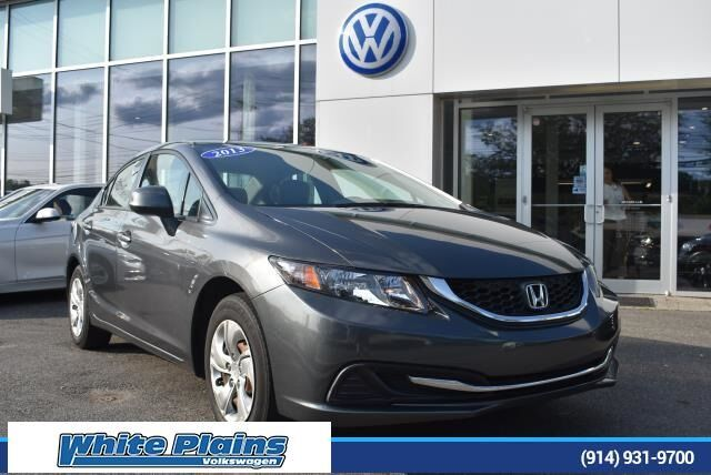 2013 Honda Civic LX White Plains NY