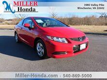 2013_Honda_Civic_LX_ Winchester VA