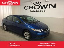 2013_Honda_Civic Sdn_4dr Auto LX_ Winnipeg MB