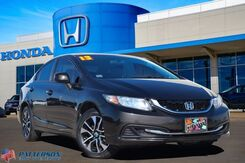 2013_Honda_Civic Sdn_EX_ Wichita Falls TX