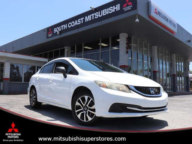 2013 Honda Civic Sdn EX Cerritos CA