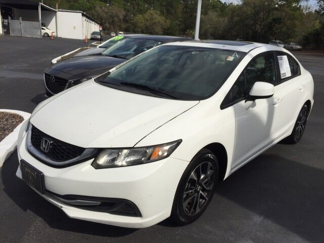 2013 Honda Civic Sdn EX Gainesville FL