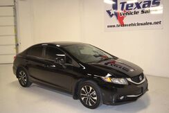 2013_Honda_Civic Sdn_EX-L_ Fort Worth TX