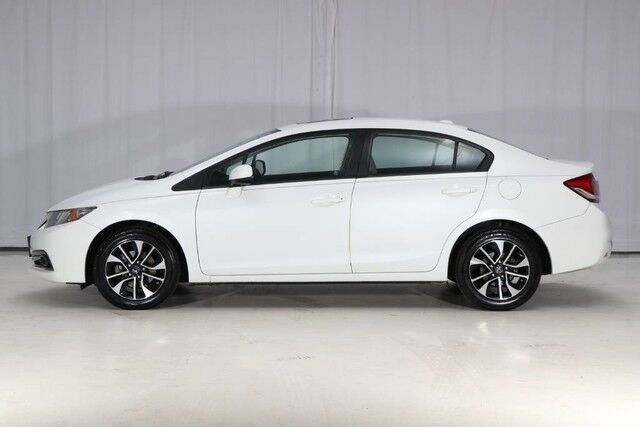 2013 Honda Civic Sdn EX-L West Chester PA