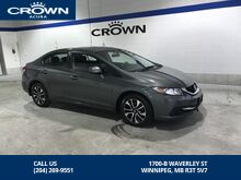2013_Honda_Civic Sdn_EX_ Winnipeg MB