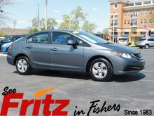 2013_Honda_Civic Sdn_LX_ Fishers IN