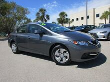 2013_Honda_Civic Sdn_LX_ Fort Myers FL