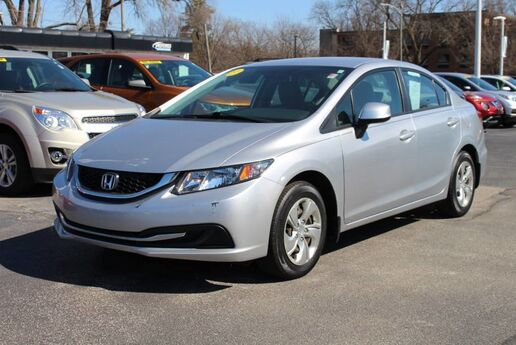 2013 Honda Civic Sdn LX Fort Wayne Auburn and Kendallville IN