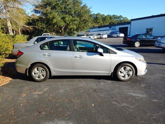 2013 Honda Civic Sdn LX Gainesville FL