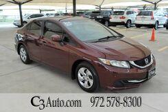 2013_Honda_Civic Sdn_LX_ Plano TX