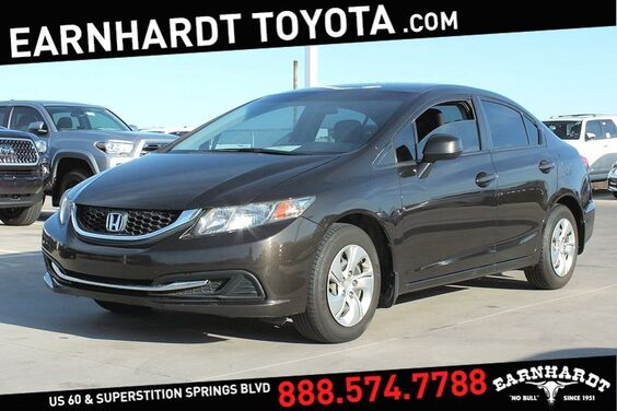 2013_Honda_Civic Sdn_LX *Priced to Sell!*_ Mesa AZ