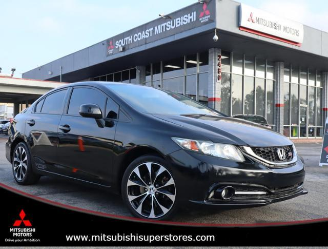 2013 Honda Civic Sdn Si Cerritos CA