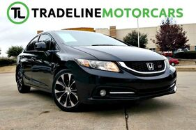 2013_Honda_Civic Sdn_Si SUNROOF, POWER LOCKS, AUX, AND MUCH MORE!!!_ CARROLLTON TX