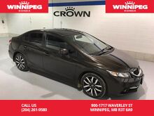2013_Honda_Civic Sdn_Touring/Leather/Navigation/Sunroof/bluetooth_ Winnipeg MB