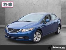 2013_Honda_Civic Sedan_LX_ Wesley Chapel FL