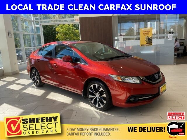 2013 Honda Civic Si Chantilly VA
