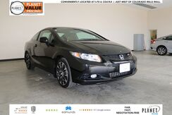2013 Honda Civic Si Golden CO