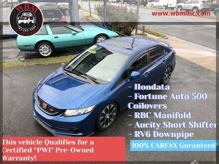 2013_Honda_Civic_Si Sedan_ Arlington VA