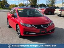 2013 Honda Civic Si South Burlington VT