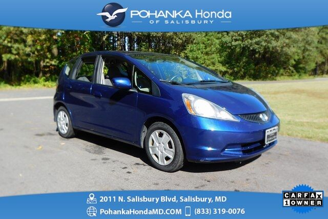 2013 Honda Fit ** GUARANTEED FINANCING ** ONE OWNER ** Salisbury MD