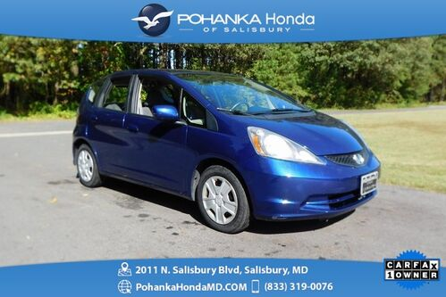 2013_Honda_Fit_** GUARANTEED FINANCING ** ONE OWNER **_ Salisbury MD