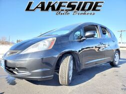 2013_Honda_Fit_5-Speed MT_ Colorado Springs CO