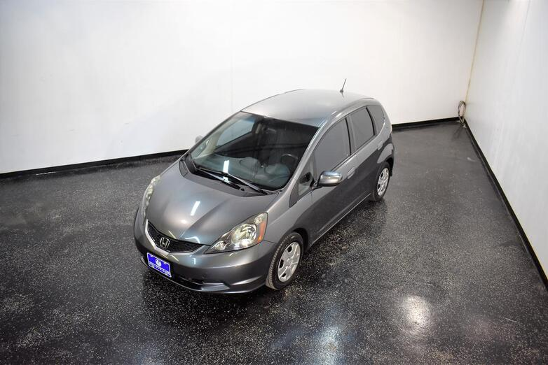 2013 Honda Fit 5-Speed MT Houston TX