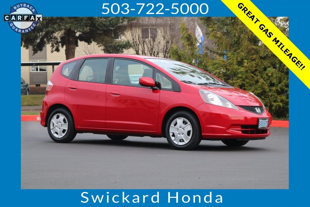 2013 Honda Fit Base Gladstone OR
