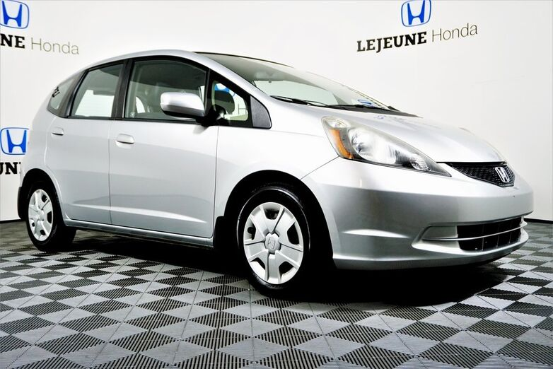 2013 Honda Fit Base Jacksonville NC