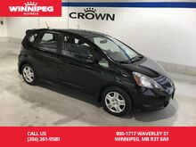 2013_Honda_Fit_LX/Low KM's/Rare_ Winnipeg MB