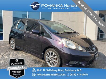 2013_Honda_Fit_Sport ** 1 OWNER ** Certified 6 Month / 6,000 **_ Salisbury MD