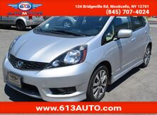 2013_Honda_Fit_Sport 5-Speed AT_ Ulster County NY