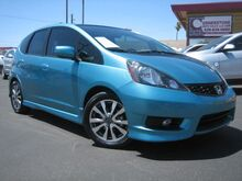 2013_Honda_Fit_Sport 5-Speed AT_ Tucson AZ
