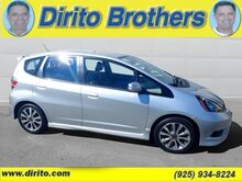 2013_Honda_Fit Sport 50148A_Sport_ Walnut Creek CA
