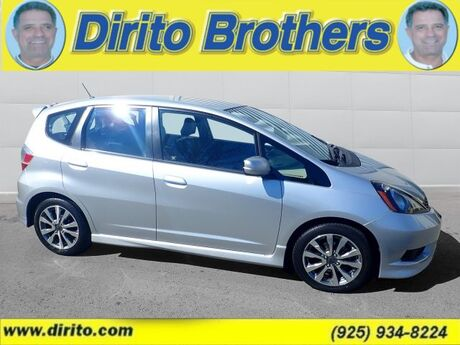 2013 Honda Fit Sport 50148A Sport Walnut Creek CA