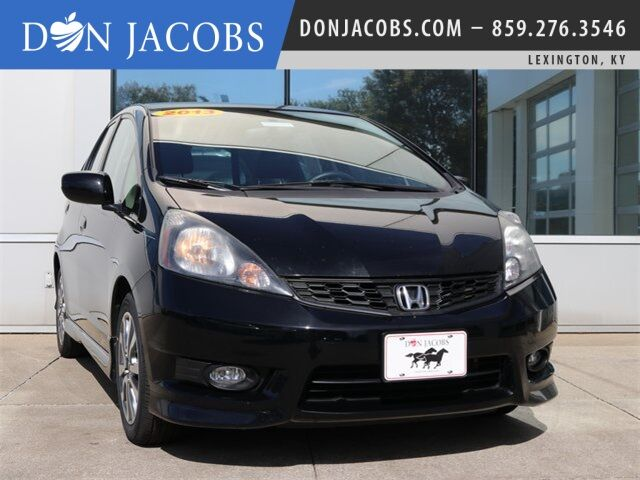 2013 Honda Fit Sport Lexington KY