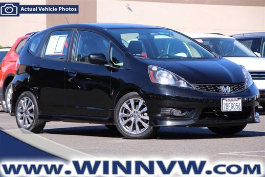 2013 Honda Fit Sport Newark CA