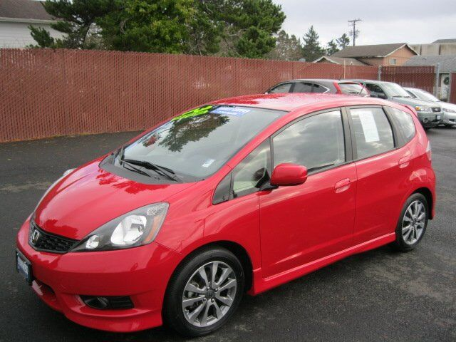 2013 Honda Fit Sport Newport OR