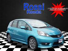2013_Honda_Fit_Sport w/Navi_ Vineland NJ