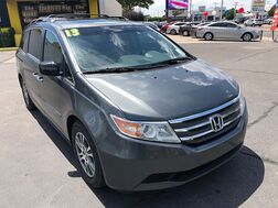 2013_Honda_Odyssey_5d Wagon EX-L_ Albuquerque NM