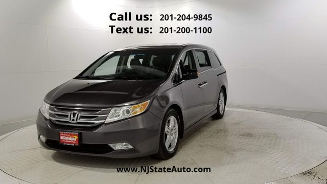 2013 Honda Odyssey 5dr Touring Elite Jersey City NJ