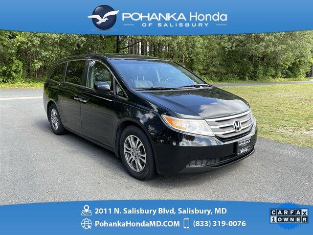 2013 Honda Odyssey EX-L ** LEATHER & SUNROOF ** ONE OWNER ** Salisbury MD