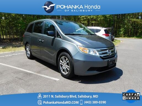 2013_Honda_Odyssey_EX-L ** NAVI & SUNROOF ** ONE OWNER **_ Salisbury MD