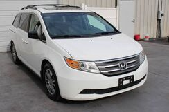 2013_Honda_Odyssey_EX-L RES DVD Backup Camera One Owner EX L_ Knoxville TN