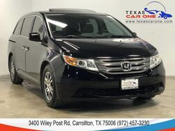 2013_Honda_Odyssey_EX-L SUNROOF LEATHER HEATED SEATS REAR CAMERA POWER SLIDING DOORS_ Carrollton TX