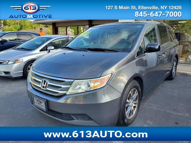 2013 Honda Odyssey EX-L w/ Navigation Ulster County NY
