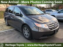 2013 Honda Odyssey EX South Burlington VT
