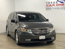 2013_Honda_Odyssey_TOURING BLIND SPOT ASSIST NAVIGATION TV ENTERTAINMENT SUNROOF LEATHER_ Carrollton TX