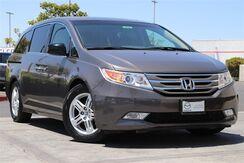 2013_Honda_Odyssey_Touring_ Roseville CA