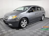 2013 Honda Odyssey Touring w/ Navigation & Rear DVD